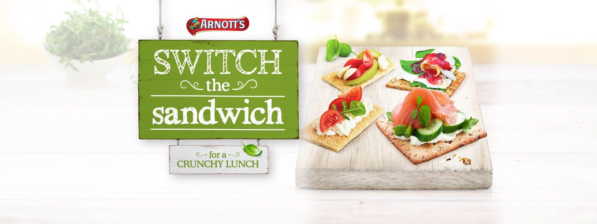 work Arnotts switch title