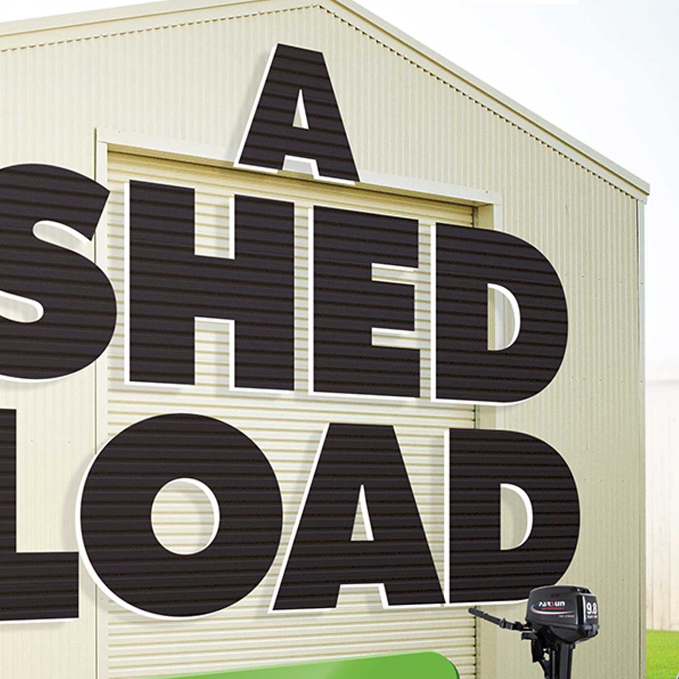 31st Fletchers Sisalation Win a Shed Load Promotion Tile