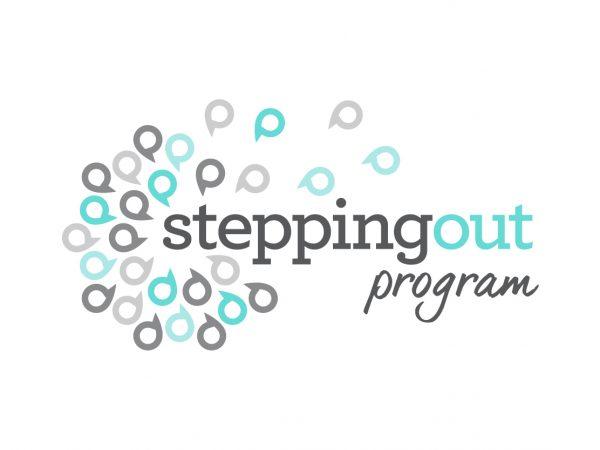 Stepping Out Program Branding