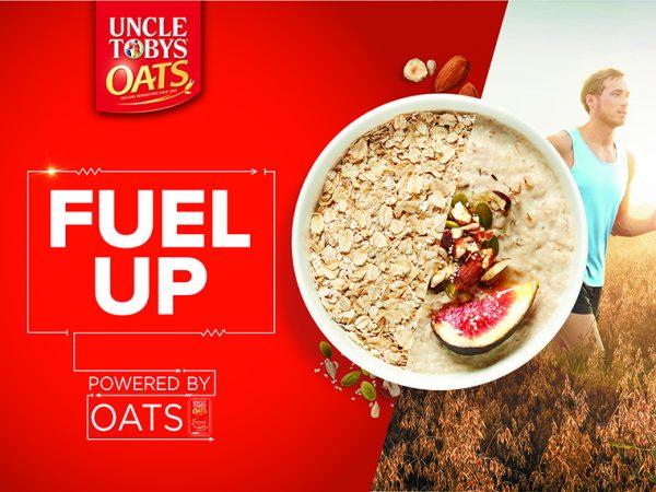 Uncle Tobys Oats Fuel Up