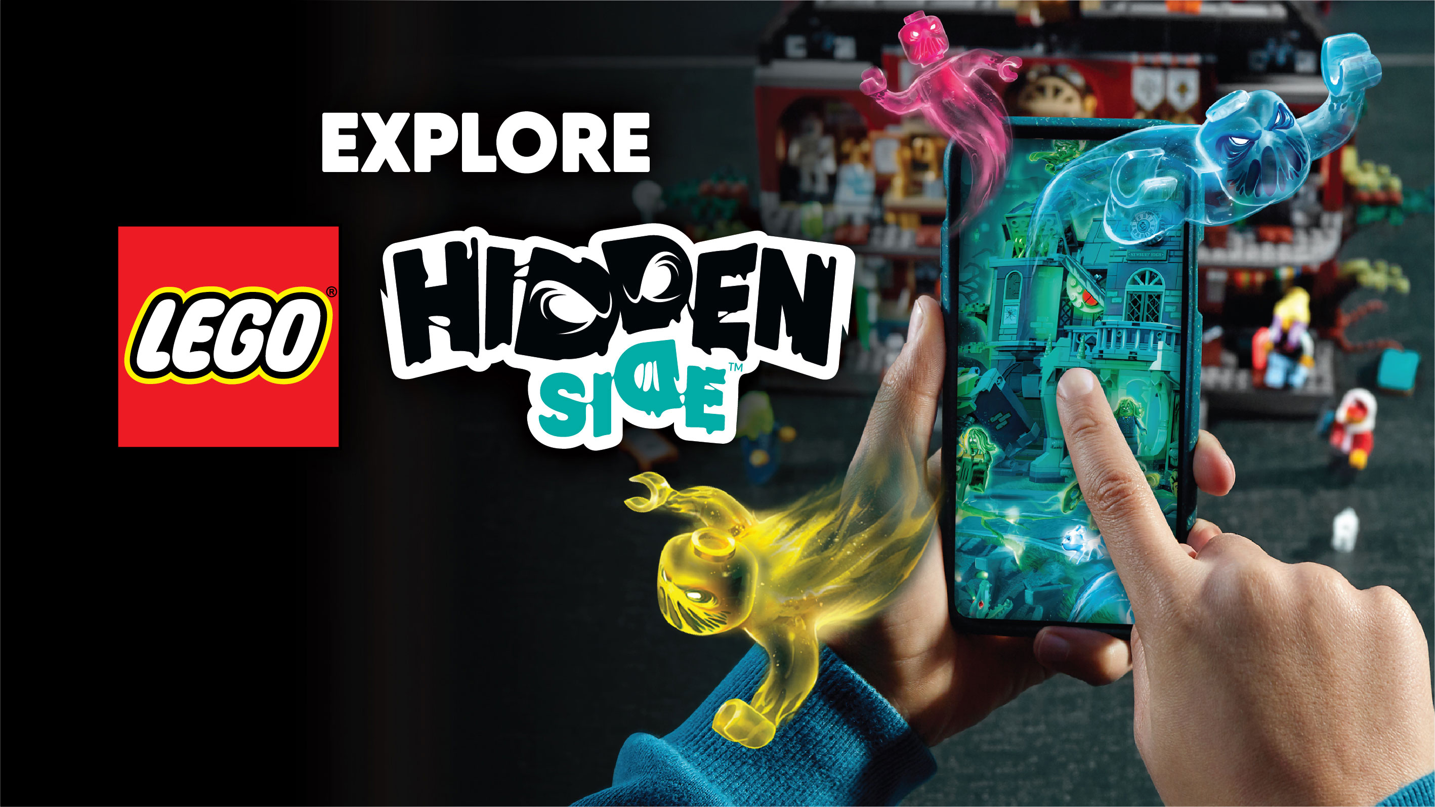 31st LEGO hidden side cover