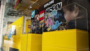 31st LEGO hidden side window close up