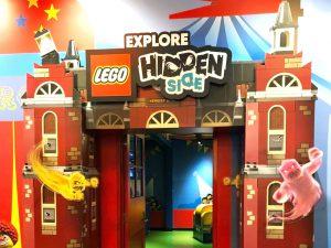 31st LEGO hidden side portal