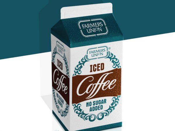 Farmers Union Iced Coffee No Sugar Added