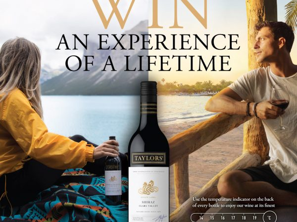 Taylors Wine Redefine Your Red