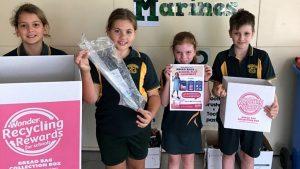 31st Wonder Recycling Rewards Clontarf School
