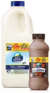 Dairy Farmers Heres to Good Packs